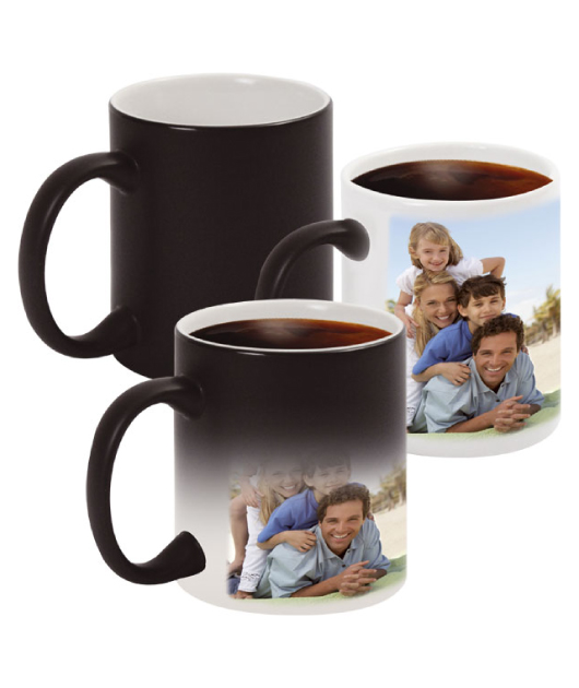 Magic mug create your own gift Design your own mugs uk